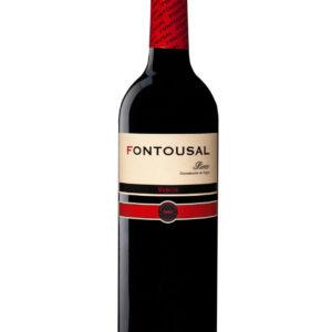 vino tinto fontousal mencia