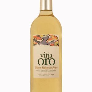 vino blanco Viña oro blanco